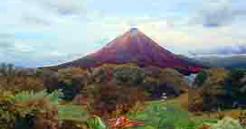Take a day trip to Arenal Volcano