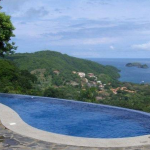 Your own private infinity pool at Casa Blanca