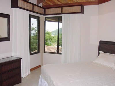 Bedroom in Premium Villa
